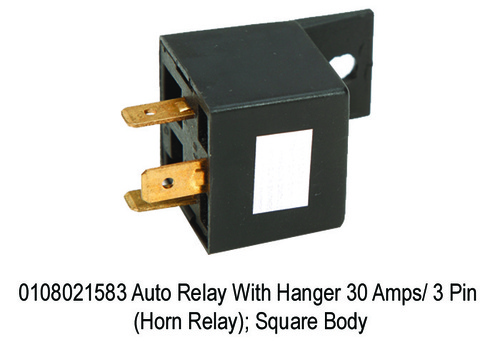 Auto Relay With Hanger 30 Amps 3 Pin