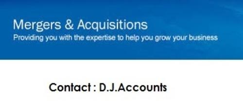 Merger Acquisitions Services