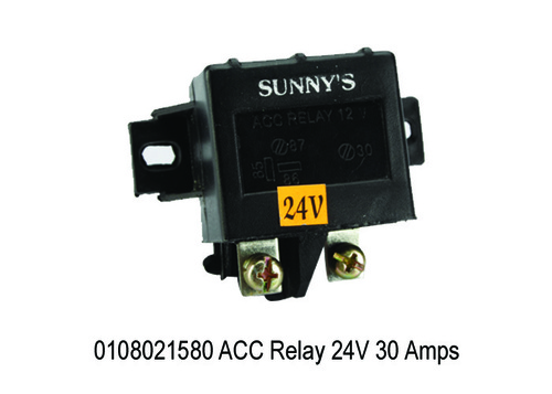 ACC Relay 24V 30 Amps
