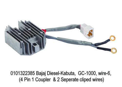 Regulator for Bajaj Diesel-Kabuta