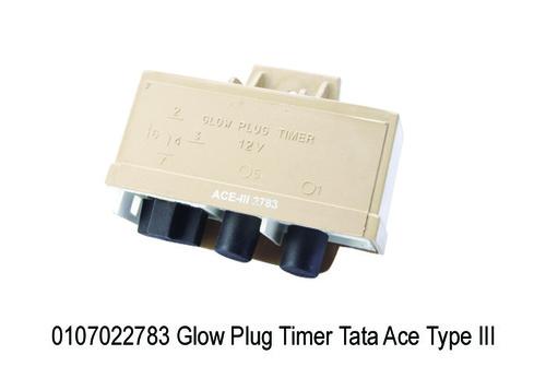 Glow plug Timer Tata Ace Type III
