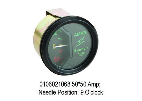 Needle Position 9 O'clock