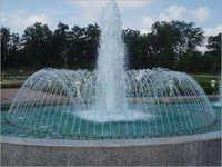 Center Jet Fountain