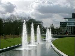 Straight Jet Fountain