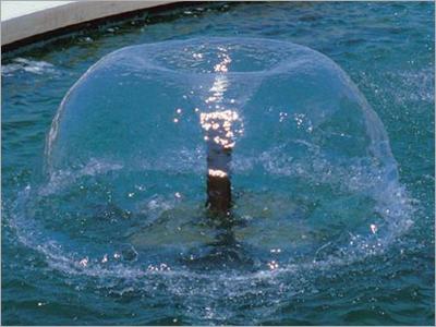 Outdoor Bell Fountain