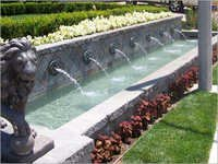 Garden Outdoor Fountain