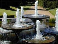 Garden Foam Fountain