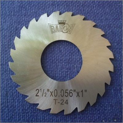 Screw Slotting Cutter