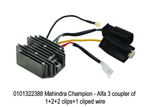 Regulator Mahindra Champion -