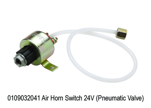 Air Horn Switch 24V (Pneumatic Valve)