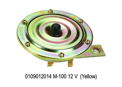 100 M 12V (Yellow)