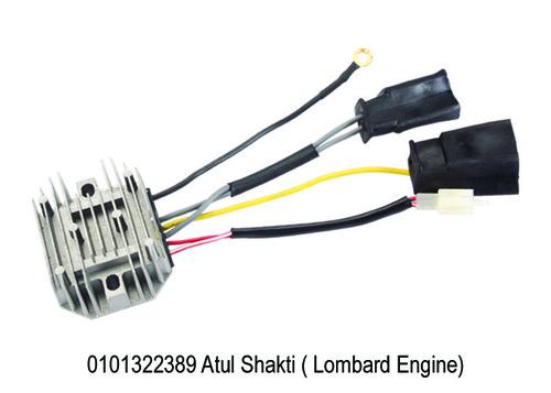 Regulator Atul Shakti (Lombard)