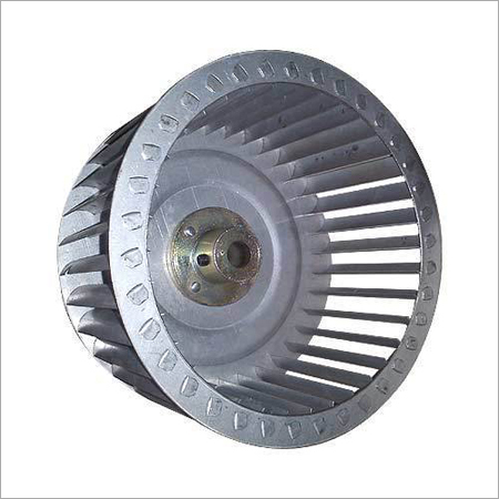 Aluminum Single Inlet riveted blowers