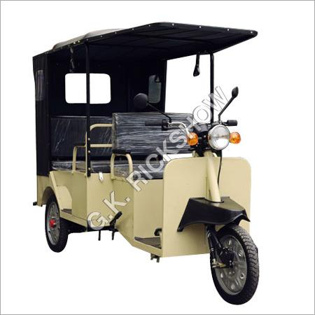 Battery Operated Passenger Rickshaw