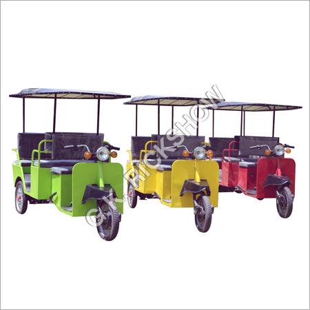 ER India - Battery Operated Rickshaw