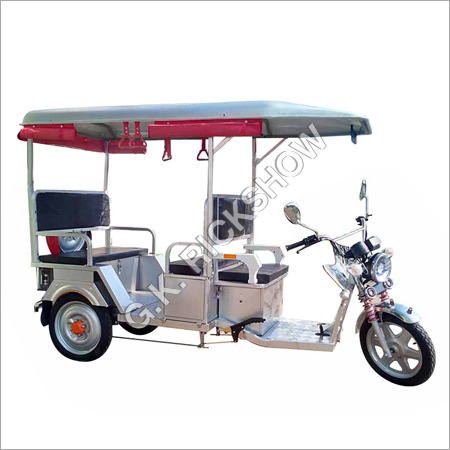 GK - Battery Operated Rickshaw