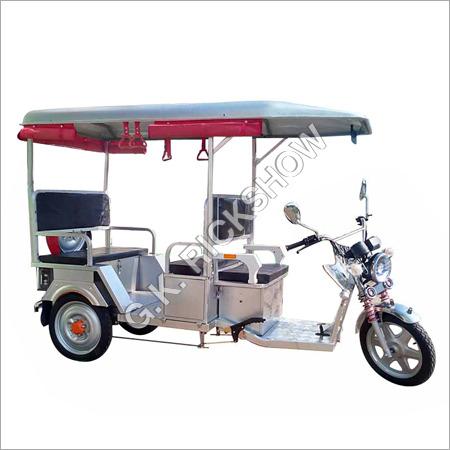 Battery Operated Cycle Rickshaw