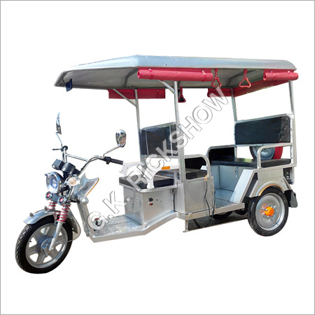 9 Seater Battery Rickshaw