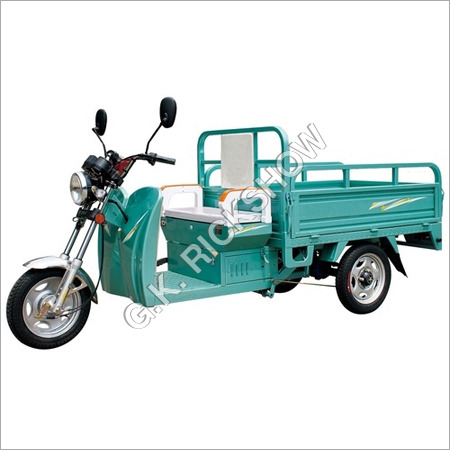Battery Operated Loading Rickshaw