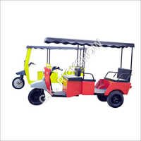 E Rickshaws