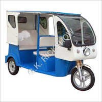 Eco Friendly Electric Rickshaw