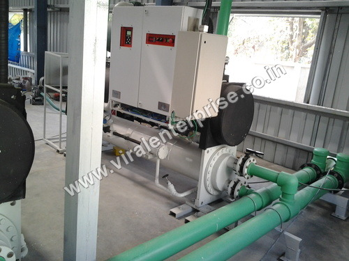 CHILLER PIPING