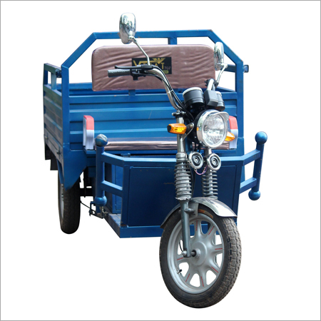 Electric Operated Passenger Rickshaw