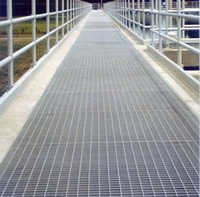 Industrial Platform Gratings