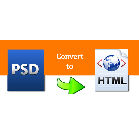 PSD to HTML Conversion Software