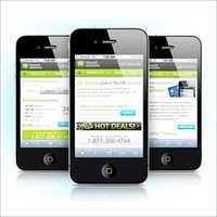 Mobile Website Designing