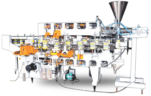 Linear Box Packing Machines