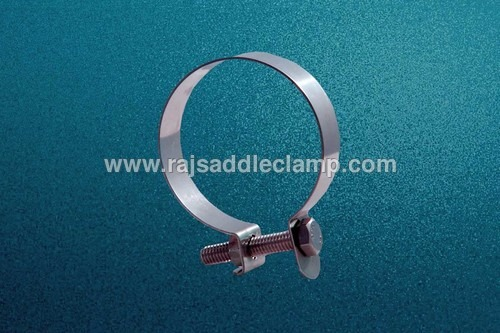 Bangle Pipe Support Clamp