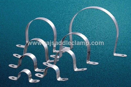 SS Wall Clamps