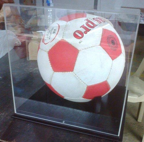 Acrylic Football Display Box