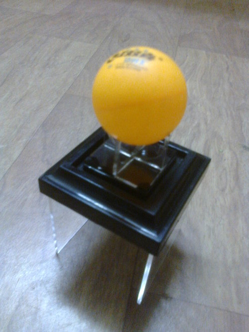 Acrylic Ball Display Stand