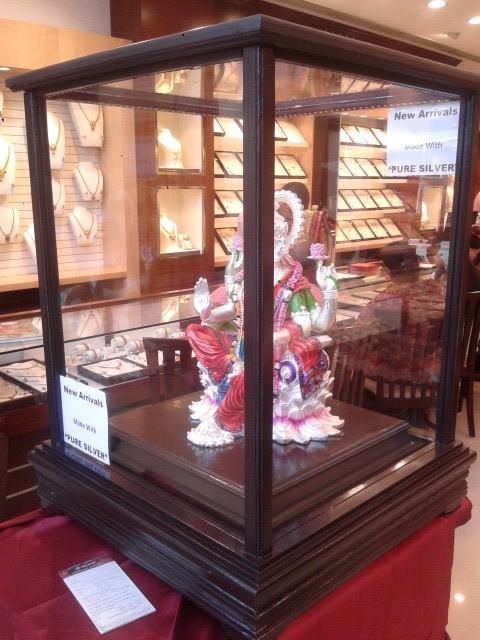 Idols Display Acrylic Box