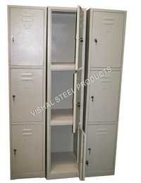3 Door Locker Units
