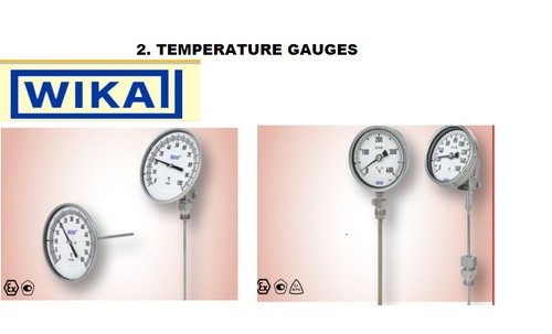 Temperature Gauges