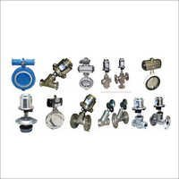 Pneumatic Automated Valves