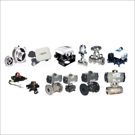 Ball Valves with Actuator