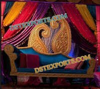 ASIAN WEDDING COLOURFUL STAGE 6914