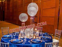 Wedding Crystal Stand Center Pieces