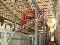 Electroplating Plant
