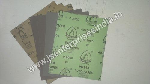 Waterproof Paper/Emery Paper/Auto Paper