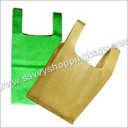 U Cut Non Woven Carry Bags