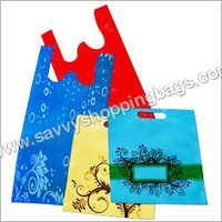 Printed Non Woven Carry Bags