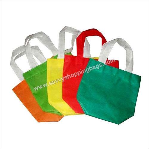 Colored Non Woven Shopping Bags