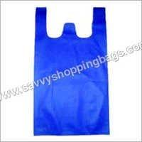 W Cut Non Woven Shopping Bags