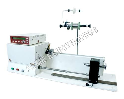 High Density Cartridge Coil Winding Machine
