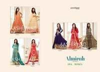 AASHIRWAD CREATION (ALMIRAH ) Anarkali Suits